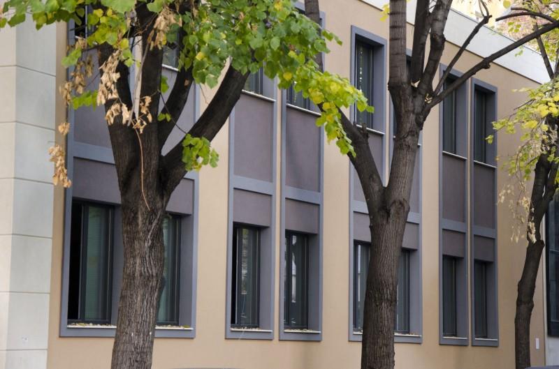 Орнаменти по фасада