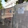 Предпазна ограда
