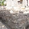Изкоп за ивични фундаменти